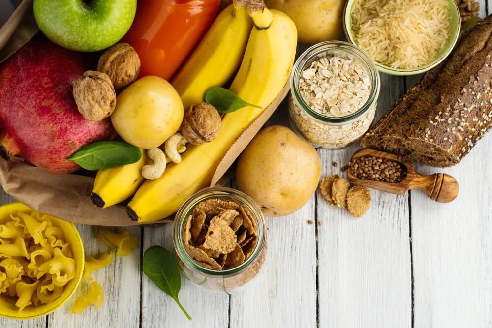 Carbohidratos saludables