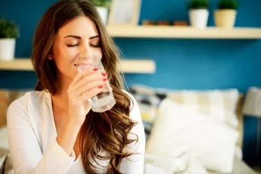 Beber agua para sentirte mejor