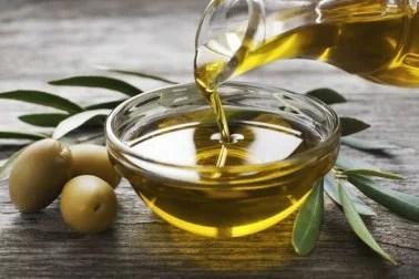Aceite de oliva para calmar la tos seca