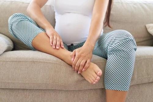Dolor óseo en el embarazo