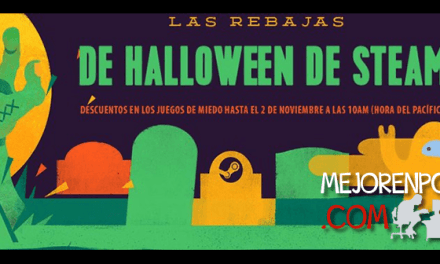 Llegan las ofertas de Halloween a Steam