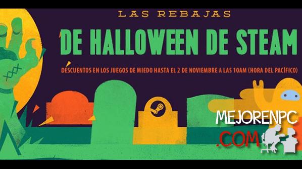 Llegan las ofertas de Halloween a Steam