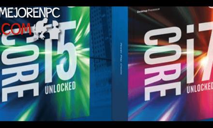 Intel 1151 – La nueva generación de procesadores (Coffe Lake)