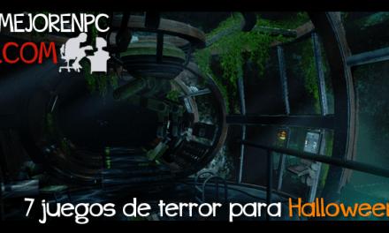 7 Juegos de terror para jugar en Halloween