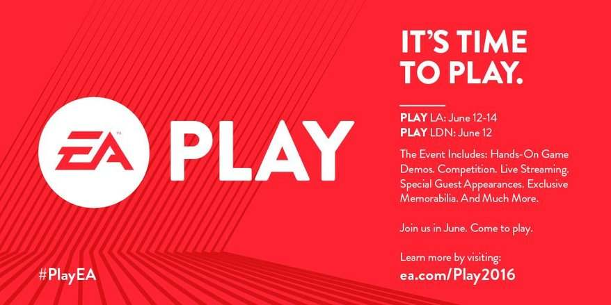 #E32016 – Conferencia Electronic Arts