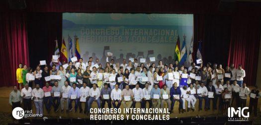 Toma de Protesta de Red Gobierno en Cancún, México. Instituto Mejores Gobernantes AC