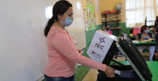 Elecciones Chihuahua INE - Revista Mejores Gobernantes - La Revista del Servidor Público