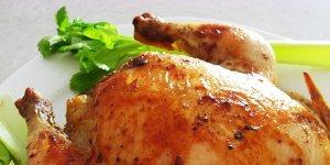 Receta de pollo asado jugoso |  Allrecipes