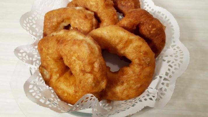 sfenj rosquillas marroquies