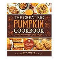 El gran libro de cocina de la calabaza grande
