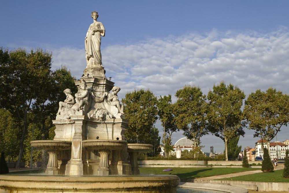 6 arrondissement - Zona lujosa para alojarse en Lyon