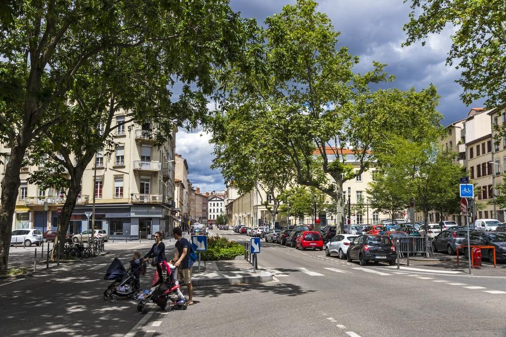 Mejores quartiers para hospedarse en Lyon - 7e Arrondissement