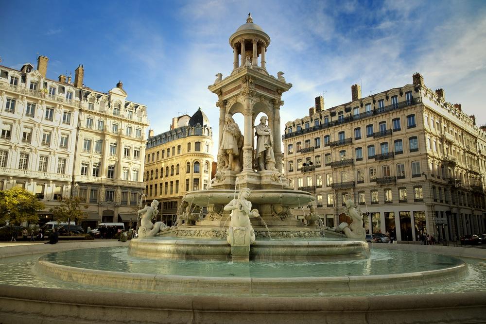 Mejores zonas donde alojarse en Lyon - LaPresqu'Ile