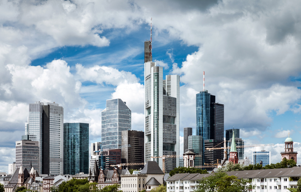 Where to stay in Frankfurt for business - Financial District