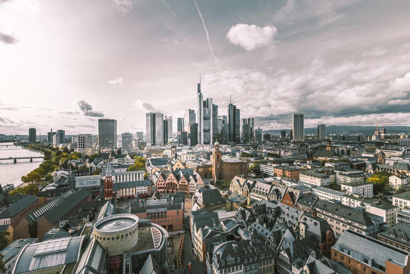 Las mejores zonas donde alojarse en Frankfurt, Alemania