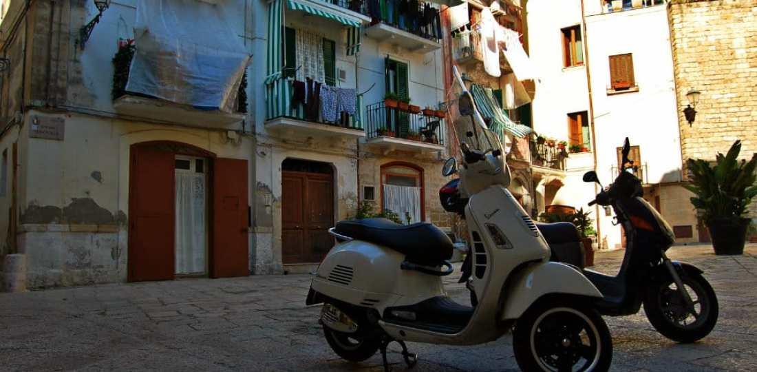 Mejor zona donde alojarse en Bari - Bari Vecchia