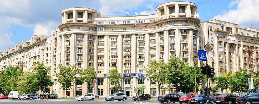 Centro Cívico y Piata Unirii - Mejores zonas donde alojarse en Bucarest