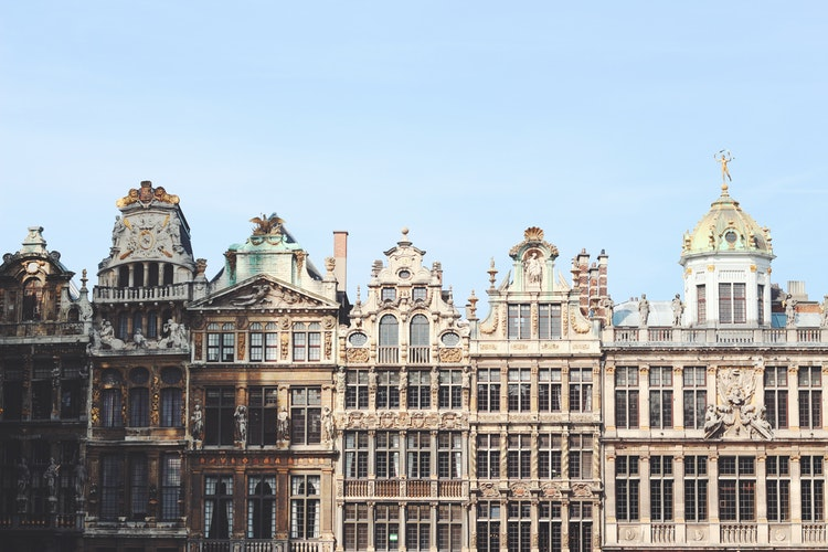 Best areas to stay in Brussels - Old Town & Grand Place