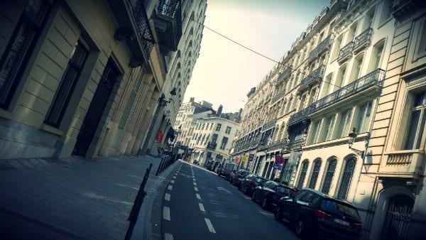Zona recomendada para alojarse en Bruselas - Ixelles - Elsene