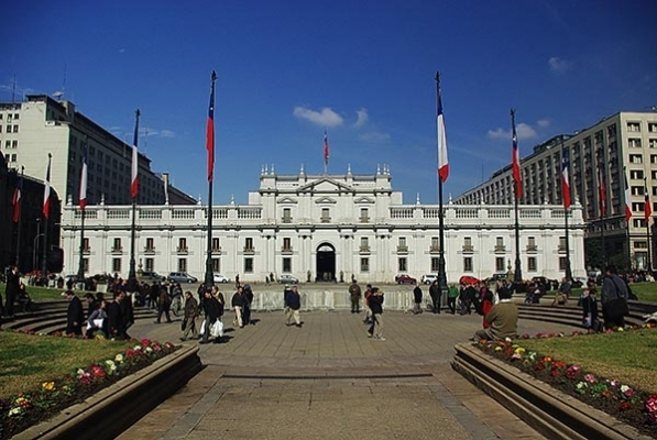 Accommodation near the Palacio de la Moneda - Santiago de Chile