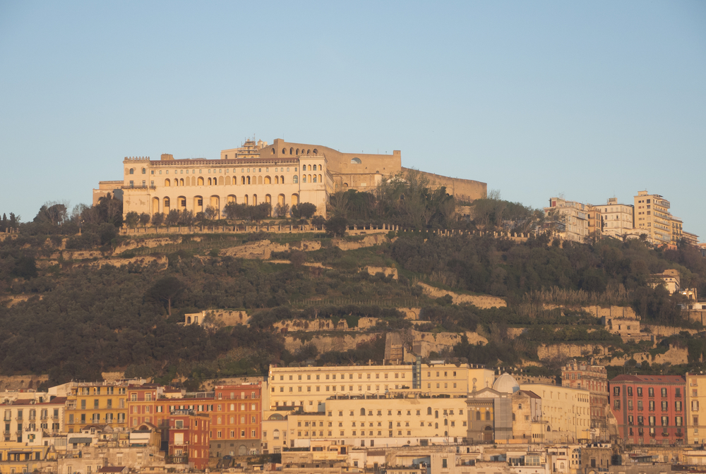 Alojamiento en Vomero - Nápoles