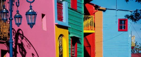 Barrio de La Boca - Mejores zonas donde alojarse en Buenos Aires