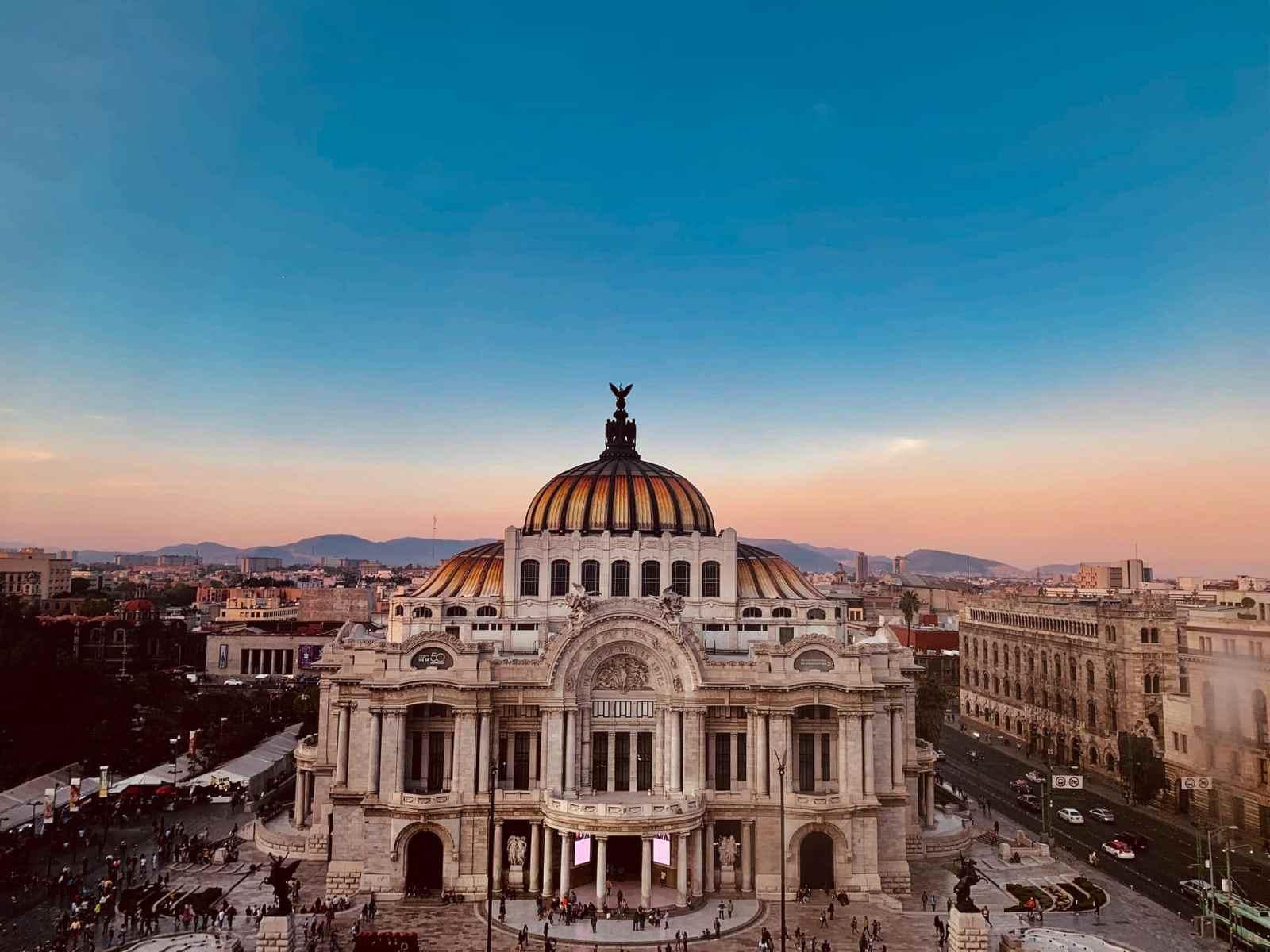 Las mejores zonas donde alojarse en Ciudad de México