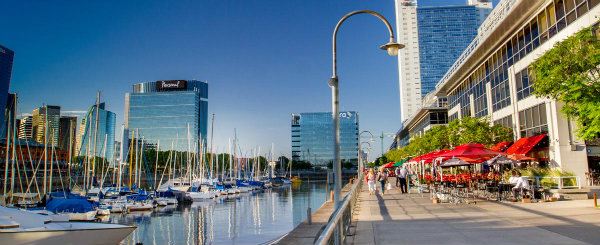 Best areas to stay in Buenos Aires - Puerto Madero