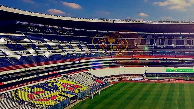 Stay near the Azteca Stadium in Mexico City