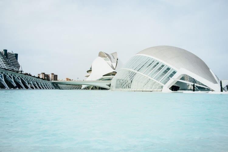 Mejores zonas donde alojarse en Valencia - Ciudad de las Artes y las Ciencias
