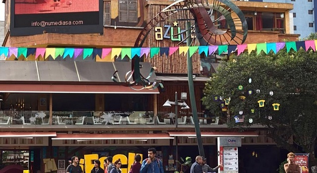 Alojamiento cerca de la Plaza Foch - Quito, Ecuador