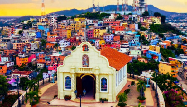 Accommodation near Barrio Las Peñas - Guayaquil, Ecuador
