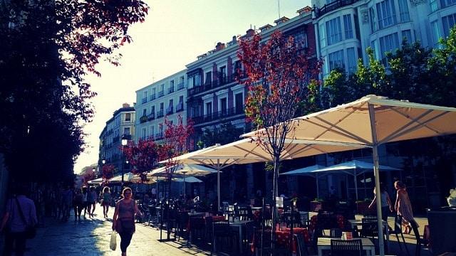 Barrio de las Letras - Where to stay in Madrid