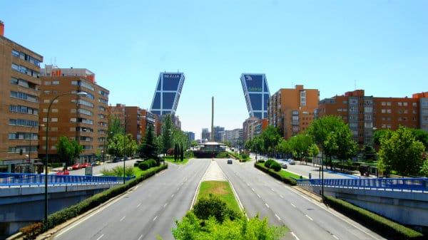 Chamartín - Mejores zonas donde alojarse en Madrid