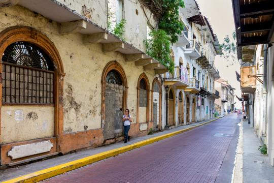 Where to stay in Panama - Centro Histórico