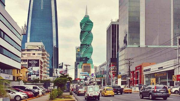 Where to stay in Panama City - Bella Vista