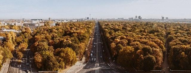 Tiergarten - Mejores zonas donde alojarse en Berlín