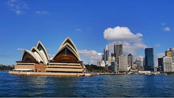 Ópera de Sydney y Central Business District (CBD) - Mejores zonas donde alojarse en Sydney