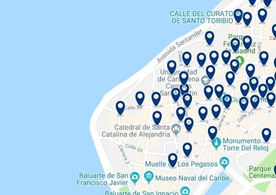 Alojamiento en Centro Histórico - Haz clic para ver todo el alojamiento disponible en esta zona