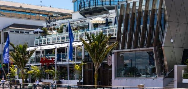 Alojarse en Viaduct Harbour - Auckland, Nueva Zelanda
