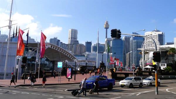 Darling Harbour - Dónde alojarse en Sydney, Australia