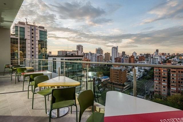 Mejores zonas donde alojarse en Bucaramanga - Cabecera de Llano
