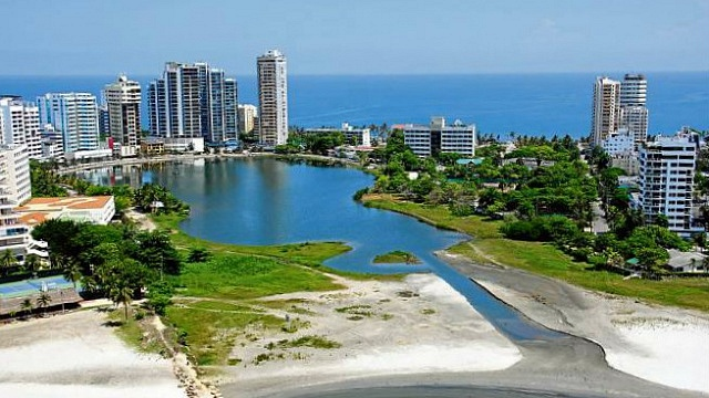 Zona más segura donde alojarse en Cartagena - El Laguito