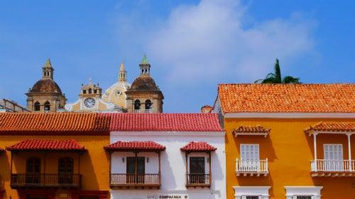 Dónde dormir en Cartagena, Colombia