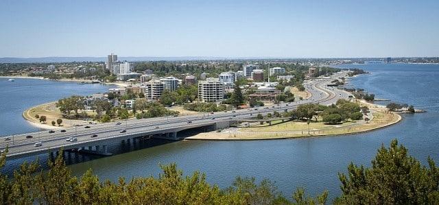 Alojarse en South Perth - Perth, West Australia