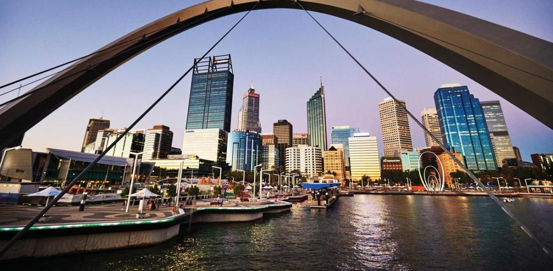 Dónde alojarse en Perth, Australia