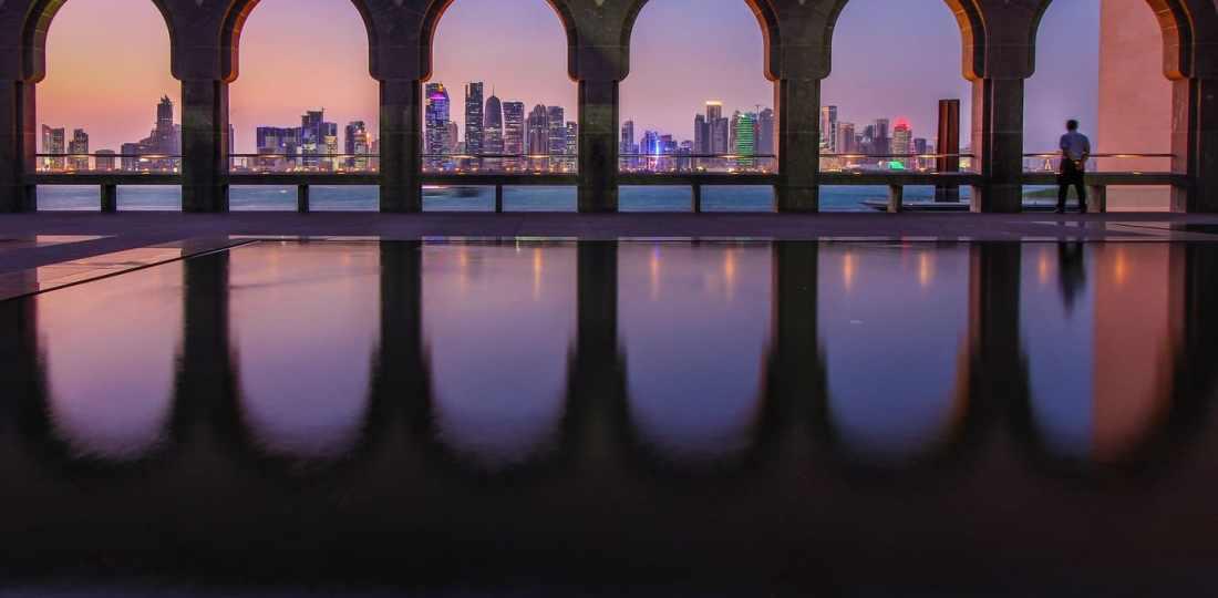 Mejores zonas donde alojarse en Doha, Qatar