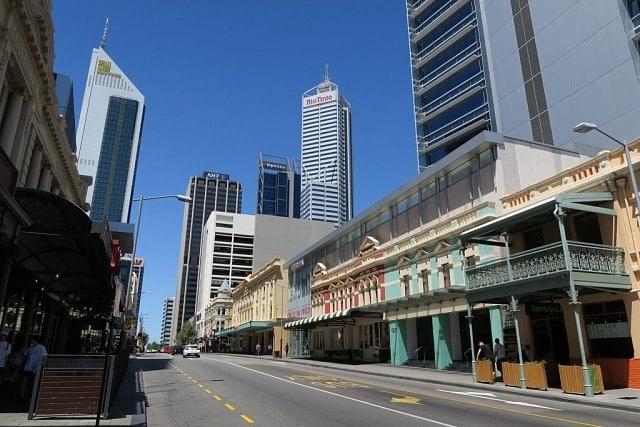 Northbridge - Dónde dormir en Perth
