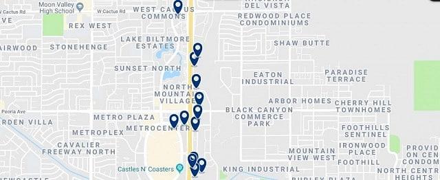 Alojamiento en North Mountain - Haz clic para ver todo el alojamiento disponible en esta zona