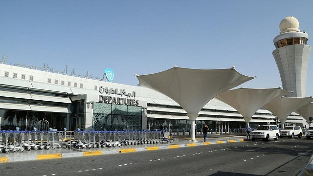 Accommodation near the Abu Dhabi International Airport - Best areas to stay in Abu Dhabi